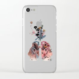 Lungs Clear iPhone Case