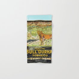 Bull Durham Hand & Bath Towel