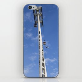 Emirates Cable Car And British Airways iPhone Skin