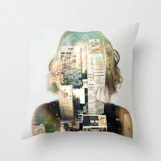 Insideout 2 Throw Pillow