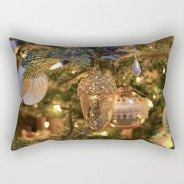 Happy Christmas Time Rectangular Pillow