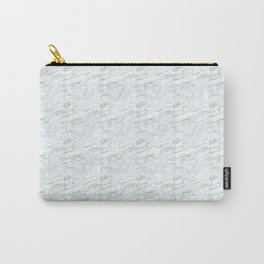 Classic Carrera Marble Carry-All Pouch