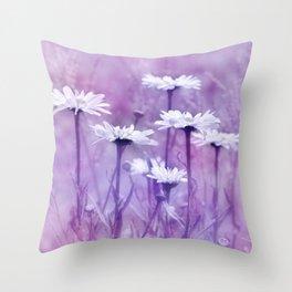 Marguerite 0121 Throw Pillow
