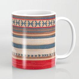N66 - Classic Oriental Moroccan Style Fabric. Coffee Mug