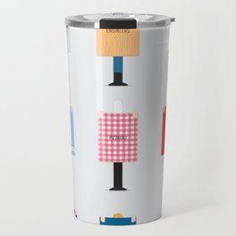 Designer Wannabes Travel Mug
