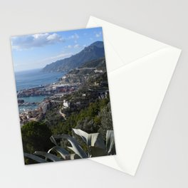 salernbo e la sua costa Stationery Cards