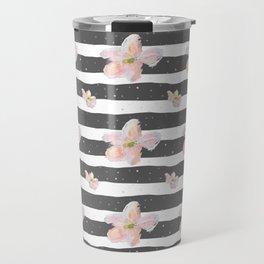 Almond flower Travel Mug