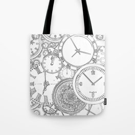 Time After Time Tote Bag