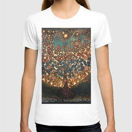 The Tree of Life (L'arbre de Vie) by Seraphine Louis T-shirt