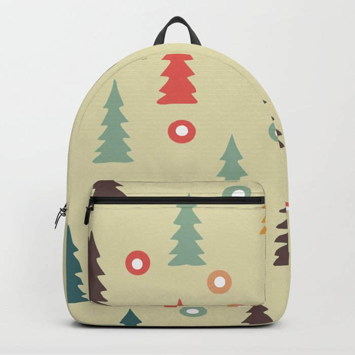 It's snowing colors Backpack