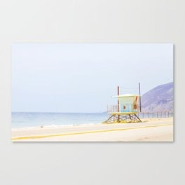 Lets take a road trip Canvas Print