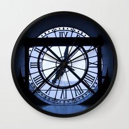 Clock is ticking - Paris Wall Clock