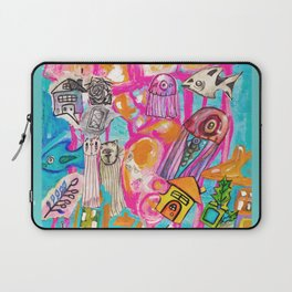 Emotion Ocean 1 Laptop Sleeve