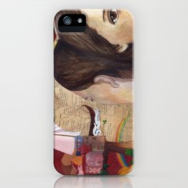 Literatura iPhone Case