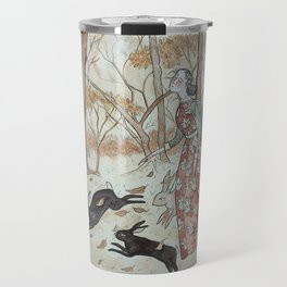 The Rabbit March Travel Mug