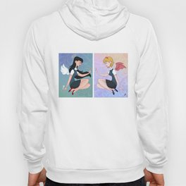 Abbey and Dee Hoody