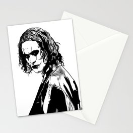 The Crow (Brandon Lee) Stationery Cards