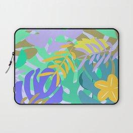 Soft tropical Laptop Sleeve