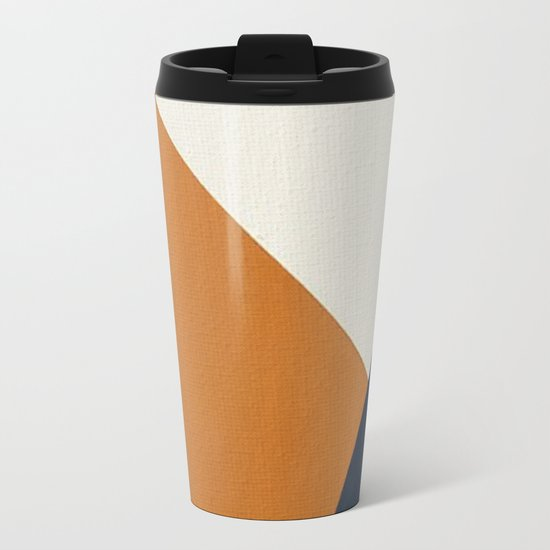 Back to Sail 2 Metal Travel Mug