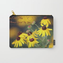 Lean On Me Carry-All Pouch