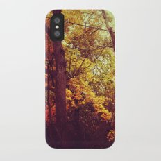 Autumn Colors Slim Case iPhone X