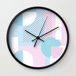 Geometric Calendar - Day 11 Wall Clock