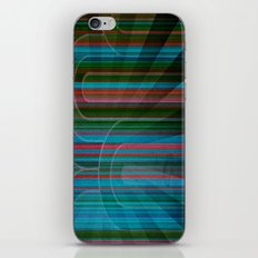Abstract #12 iPhone & iPod Skin