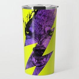 Thunderwolf Travel Mug