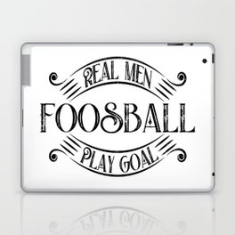 Foosball Goalie Laptop & iPad Skin