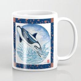 DW-015 Killer Whale Coffee Mug