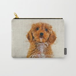 Cockapoo Carry-All Pouch