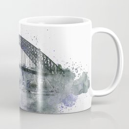 Sydney Harbor Bridge II Coffee Mug