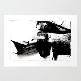 REPAIR / 01 Art Print
