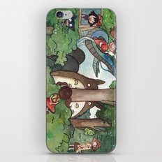 Studio Ghibli Crossover iPhone & iPod Skin