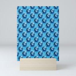 NLE Aureal blue III SFX S6 Mini Art Print