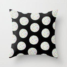 Sprinkles 06 Throw Pillow