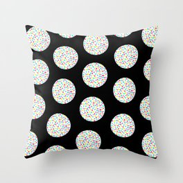 Sprinkles 06 Throw Pillow
