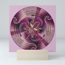 Mandalas of Healing and Awakening 11 Mini Art Print