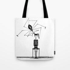 Miss Spider's Salon Tote Bag