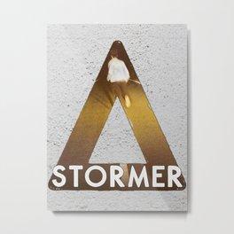 Bastille #1 Stormer Metal Print