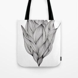 Luchtbloem Tote Bag