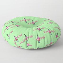 K-Poppin' Floor Pillow