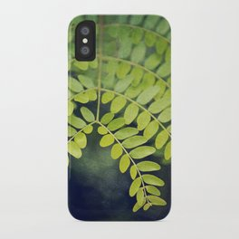 let it grow iPhone Case