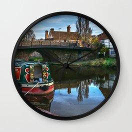 Hungerford Wharf Wall Clock