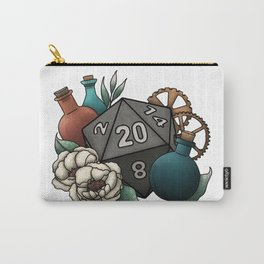 Artificer Class D20 - Tabletop Gaming Dice Carry-All Pouch