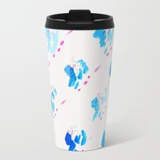 Day 001: Margot's Daily Pattern Travel Mug