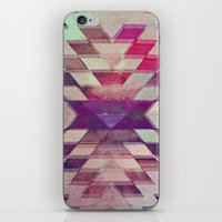 prism iPhone & iPod Skins featuring Prism by Ashley Keeley