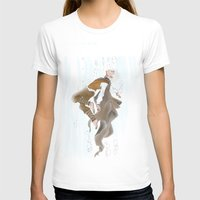 jack frost T-shirts featuring Jack Frost by becka_miller