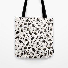 Crisscross Butterflies - Beige Crisscross Color Tote Bag