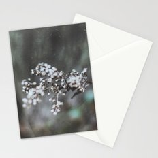 Cold Flower Stationery Cards